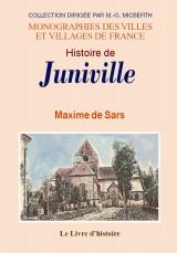 livre M. de Sars